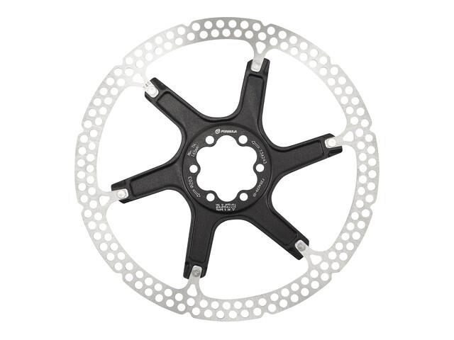 Formula Disque de frein - Disque de frein - 6 trous deux pièces noir/argent